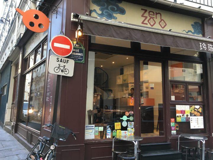 Paris | Zen Zoo, aux saveurs de Taïwan