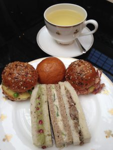 Afternoon Tea, London