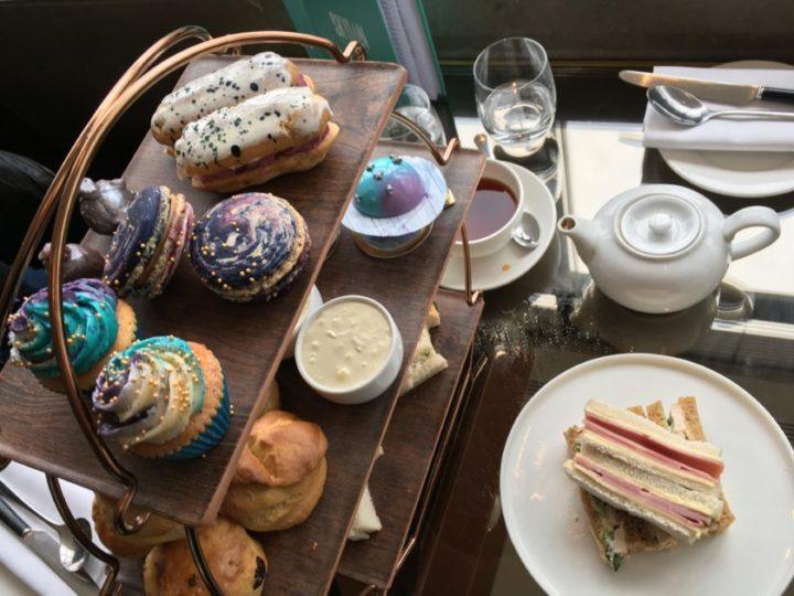Londres | Gravi-tea au Skylon