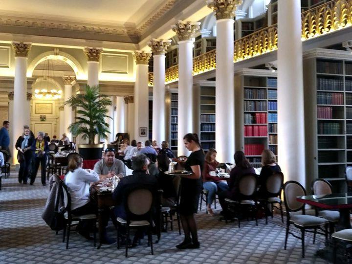 Edimbourg | The Colonnades :  la saga de la Signet