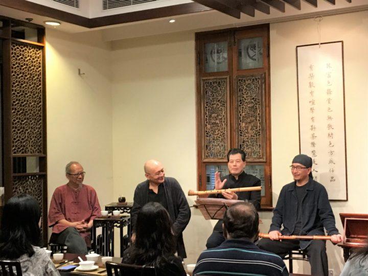 Hong Kong | Un pu'er avec Wingchi Ip