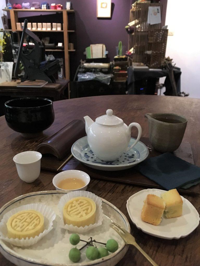 TeaVoyages_Taipei_LetterPress_TeaHouse_TeaTime