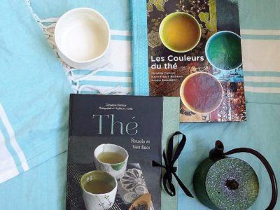 Christine Dattner | Les six couleurs du thé. Thé, Rituels et bienfaits