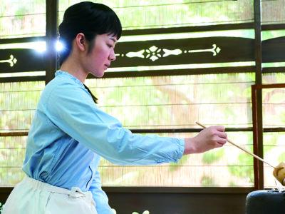 Film | Dans un jardin qu'on dirait éternel, Tatsushi Omori