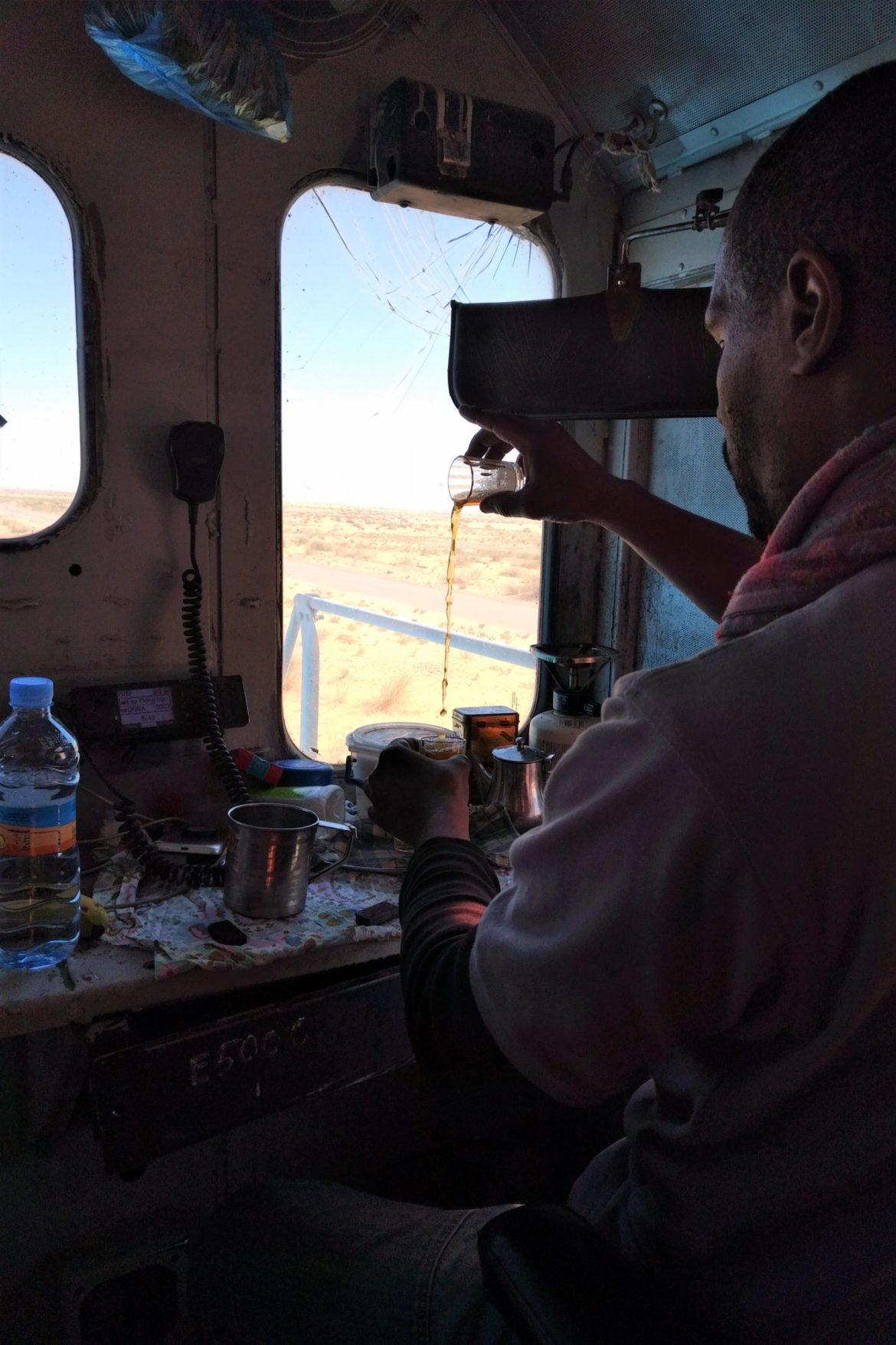 The_au_Sahara_Mauritanie_Train
