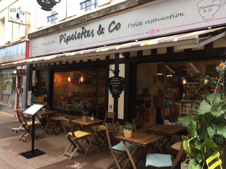 Trouville-sur-Mer | Pipelettes & Co, entre thé et plage